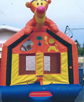 Tigger 13 x 13 Bounce House Rental