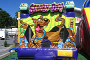 Scooby 13 x 13 Bounce House Rental