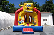 Sponge Bob 13 x 13 Bounce House Rental