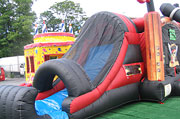 Pirate Combo Inflatable Combo Rental