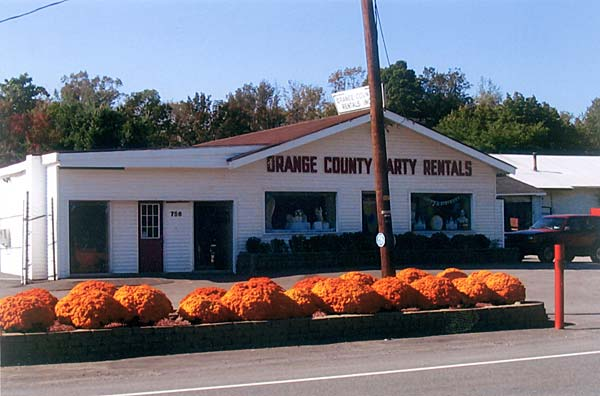 Orange County Party Rentals the Party and Tent Rental Specialists in Warwick, New York