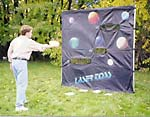 Laser Toss Game Rental