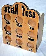 Bean Toss Game Rental