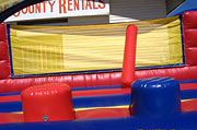 2 Man Joust Interactive Inflatable Rental