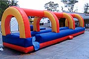 Slip and Slide Interactive Inflatable Rental