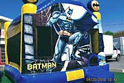 Batman Combo Inflatable Combo Rental