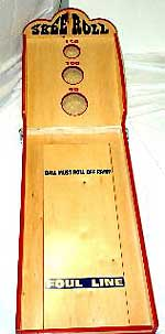 Skee Ball Game Rental
