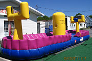 Tug-O-War Interactive Inflatable Rental