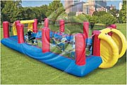 Human Fooseball Interactive Inflatable Rental